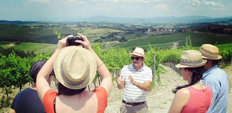 The legendary Fiat 500 Tour on Florence and Chianti Hills